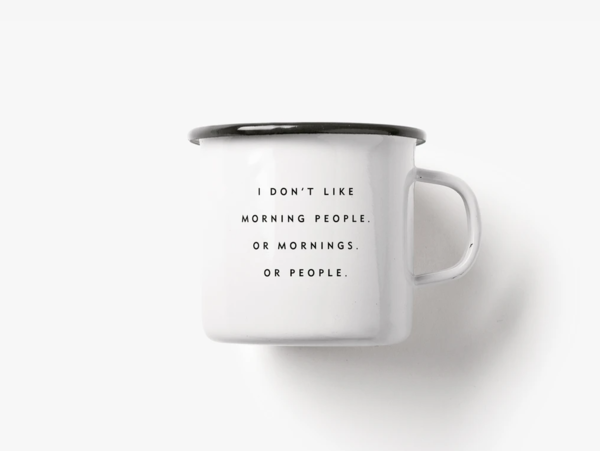 TASSE - I don't like ..